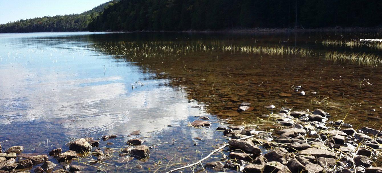 Acadia National Park-Jordan Pond