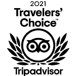 Travelers' Choice 2021 Logo